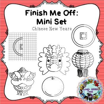 Finish Me Off Mini Set: Chinese New Years