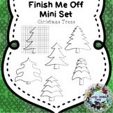Finish Me Off Mini Set: Christmas (Evergreen) Trees
