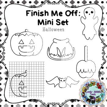 Finish Me Off Mini Set: Halloween