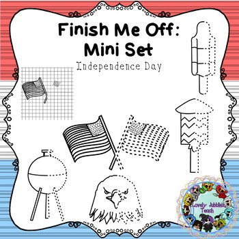 Finish Me Off Mini Set: Independence Day (USA)