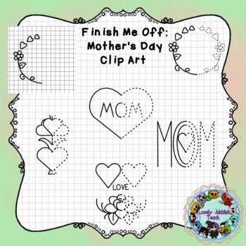 Finish Me Off Mini Set: Mother's Day