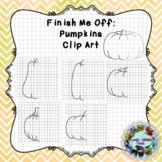Finish Me Off Mini Set: Pumpkins