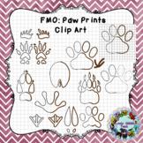 Finish Me Off Set: Paw Prints