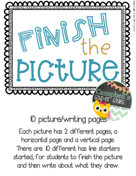 Finish The Picture