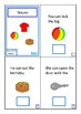 Finish The Sentences Interactive Book- Nouns, Autism Speci