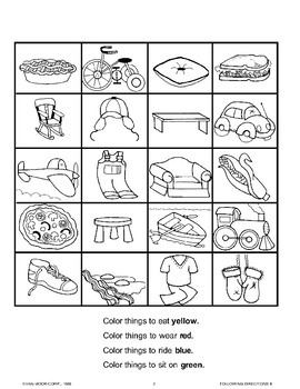 Finish This Picture and Three More Activities