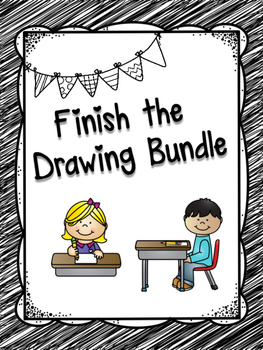 Finish the Drawing Bundle