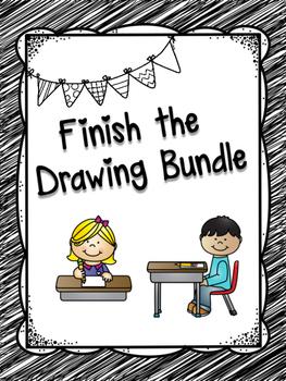 Finish the Drawing Bundle