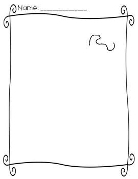 Finish the Drawing: draw starts