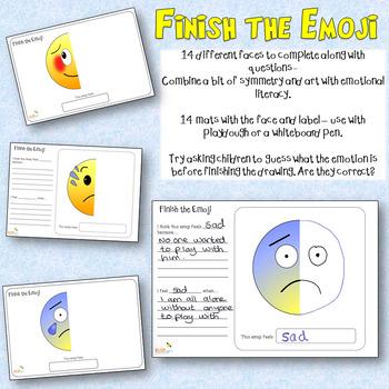 Finish the Emoji