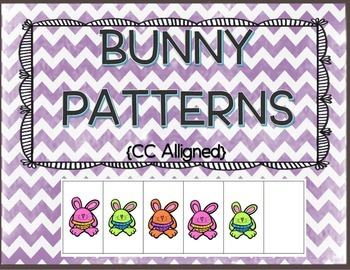 Finish the Pattern *BUNNY EDITION!*
