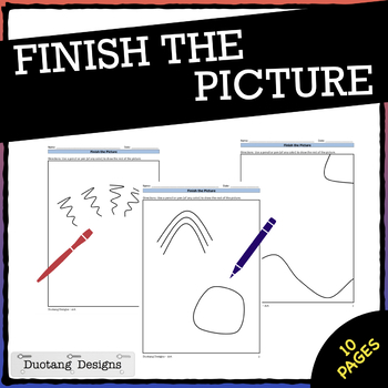 *FREE* Finish the Picture