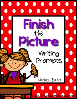 Finish the Picture Writing Prompts