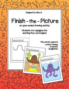 Finish-the-Picture pack