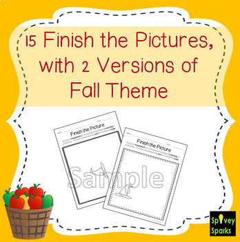 Fall Finish the Picture