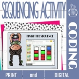 Finish the Sequence Activities