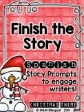 Finish the Story - Christmas Edition {SPANISH}