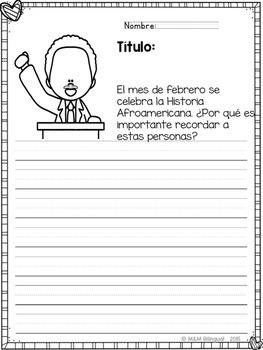 Finish the Story - February Edition {SPANISH}