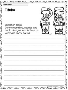 Finish the Story - May Edition {SPANISH}