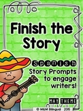 Finish the Story - May Edition {SPANISH}