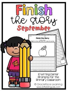 Finish the Story - September