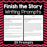 Finish the Story Writing Prompt