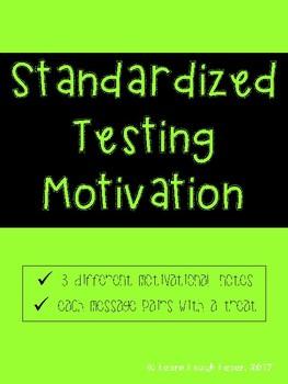 Standardized Testing Encouragement