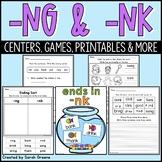 Fink & Fang {-NG and -NK}