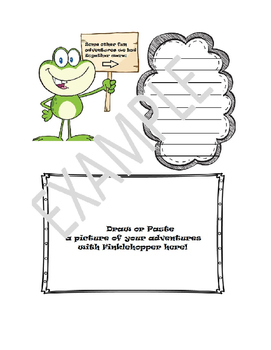 Finklehopper the Fitness Frog Kit