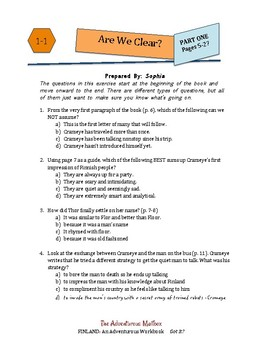 Finland: Got It? Reading comprehension workbook and lessons