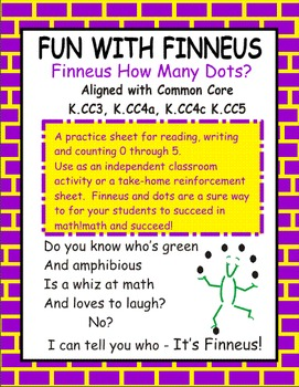 Finneus How Many Dots?