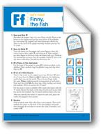 Finny, the Fish