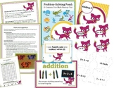 Addition Math Facts Essentials Bundle (Distance Learning)
