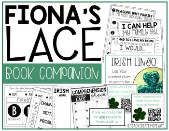 Fiona's Lace Book Companion