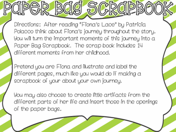 Fiona's Lace Culturally Responsive Book Companion- St. Patrick's Day