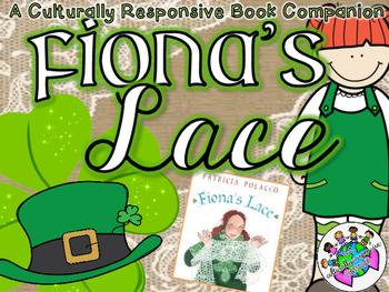 Fiona's Lace Culturally Responsive Book Companion