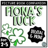 Fiona's Luck Book Companion Activities