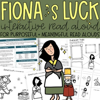 Fiona's Luck Interactive Read Aloud