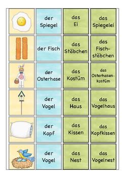 fips und flips zusammengesetzte nomen substantive german deutsch grammatik. Black Bedroom Furniture Sets. Home Design Ideas