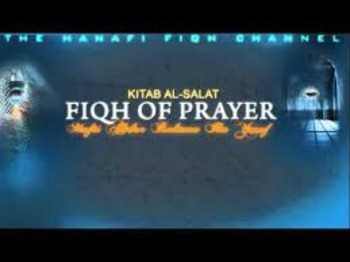 Fiqh Of The Salah