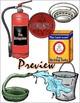 Fire {Clipart}- Build Your Own Fire: Extinguish - Detect