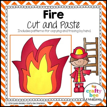 Fire Cut and Paste