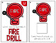 Fire Drill Adapted Book { Level 1 and Level 2 } Fire Preve