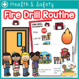 Fire Drill Books Cards and Posters