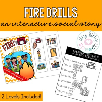 Fire Drill - Interactive Social Stories
