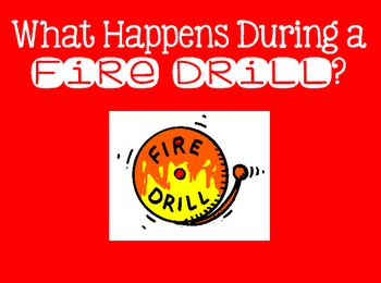 Fire Drill PowerPoint