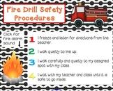 Fire Drill Procedures