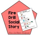 Fire Drill Social Story