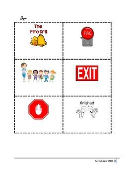 Fire Drill Visual Kit