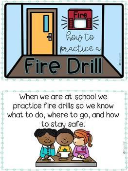 Fire Drill Visuals